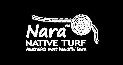 Nara Zoysia Native Turf Logo Transparent